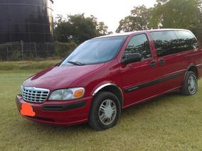 Chevrolet Venture Minivan Ls Larga Aa At 2000