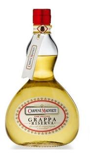 Grappa Italiana Carpene Malvolti Reserva Oferta E.grati Caba