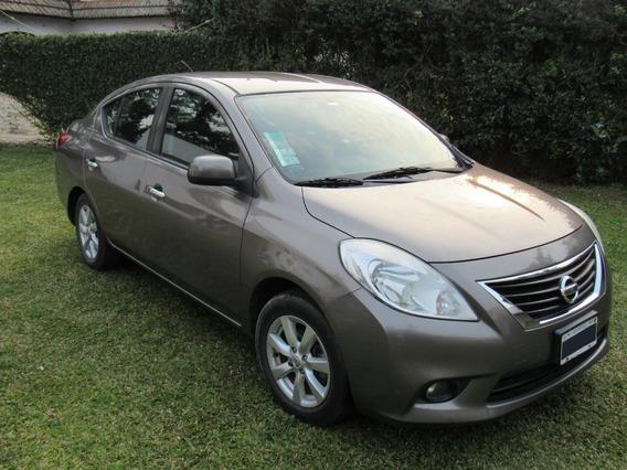 Nissan Versa A/t Acenta 1.6