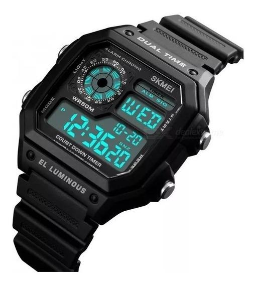 Relógio Masculino Skmei Digital Barato