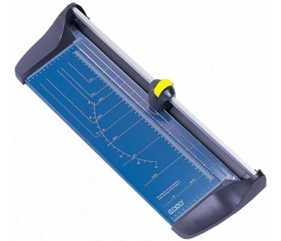 Cizalla Guillotina Rotativa Corta Papel Troqueladora 46cm A3