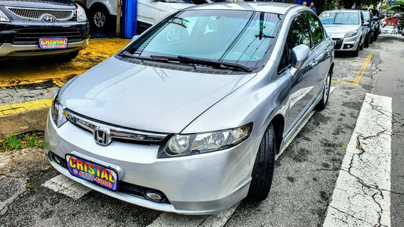 Honda Civic 1.8 Exs Flex Aut. Blindado 2007