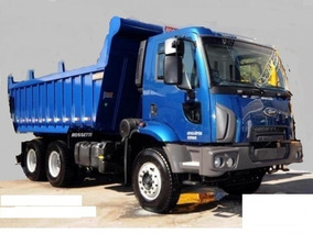 Ford Cargo 2629 Tracado Caçamba 14mts Zero