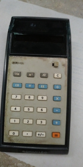 Calculadora Antiga Texas Instruments , No Estado , Leia