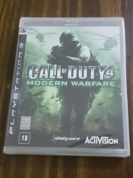 Call Of Duty 4: Modern Warfare Lacrado Novo