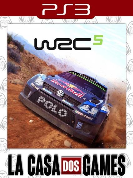 Wrc 5 Fia World Rally Championship - Psn Ps3 - Promoção