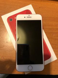 Apple iPhone 7 128 Gb - Red Rojo Edicion Especial