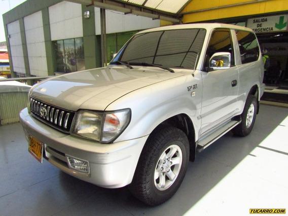 Toyota Prado Sumo Mt 2700 3p 4x4