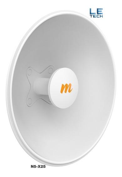 Antena N5-x25 Twist-on 4.9 - 6.4 Ghz 25dbi P/mimosa C5x