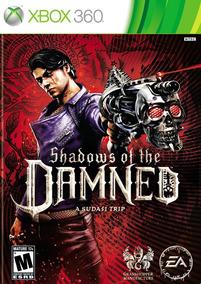 Shadows Of The Damned Xbox 360 Midia Fisica Lacrado