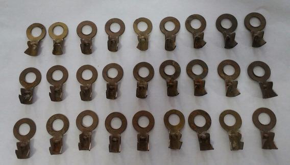Kit Terminal De Fio Furo 3/8 (pacote Com 27 Peças)