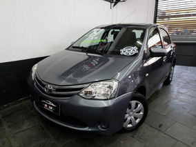 Toyota Etios Hatch Xs 1.5 (flex) Manual