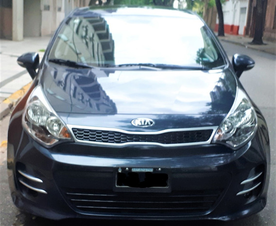 Kia Rio 1.4 Ex 109 Cv 4at Nov.2015