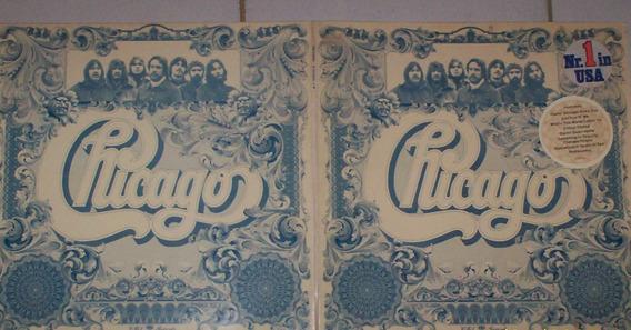 Lp Chicago Vi - Importado - Printed In Holland