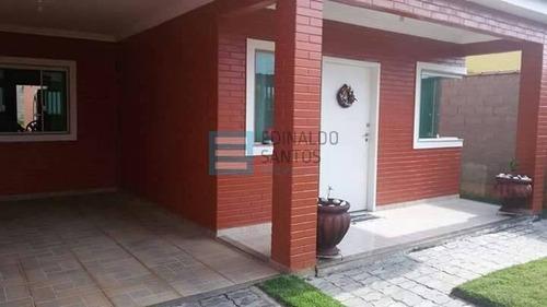 Imagem 1 de 14 de Edinaldo Santos - Linda Casa No Santa Isabel, Com 3 Qts Um Suíte Ref 6430 - 6430