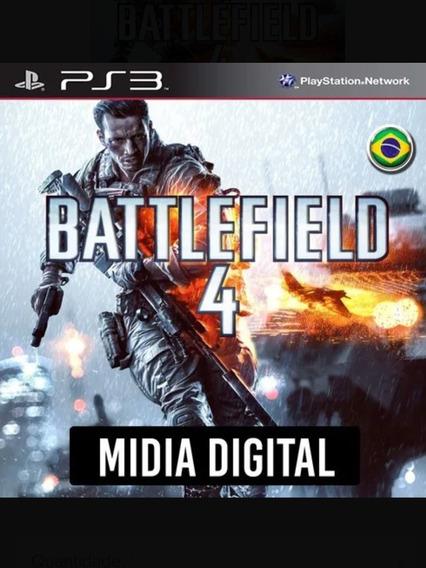 Battlefield 4 Ps3 + 10 Jogos Mídia Digital(envio Imediato)