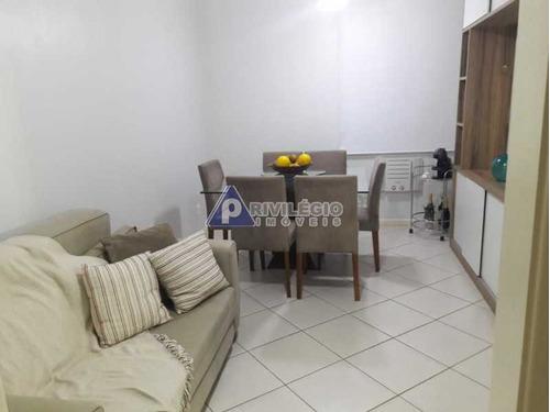 Apartamento À Venda, 1 Quarto, 1 Vaga, Glória - Rio De Janeiro/rj - 20296