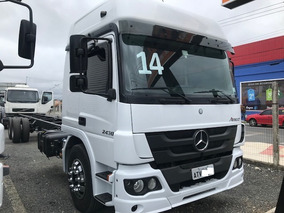 Mercedes-benz Mb 2430 14/14
