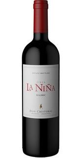 Finca La Niña Malbec (botella X750ml)