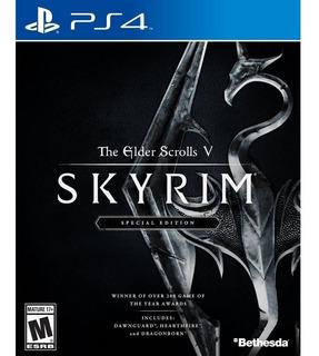 The Elder Scrolls V: Skyrim Special Ed. Ps4 - Prophone