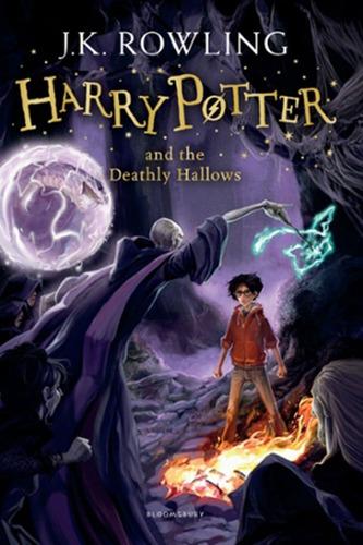 Imagen 1 de 2 de Harry Potter 7 And The Deathly Hallows (en Inglés)
