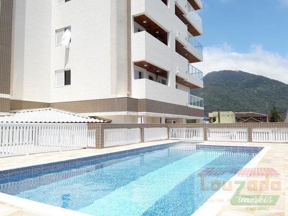 Apartamento Para Venda Em Peruíbe, Centro, 2 Dormitórios, 1 Suíte, 1 Banheiro, 1 Vaga - 2697_2-965766