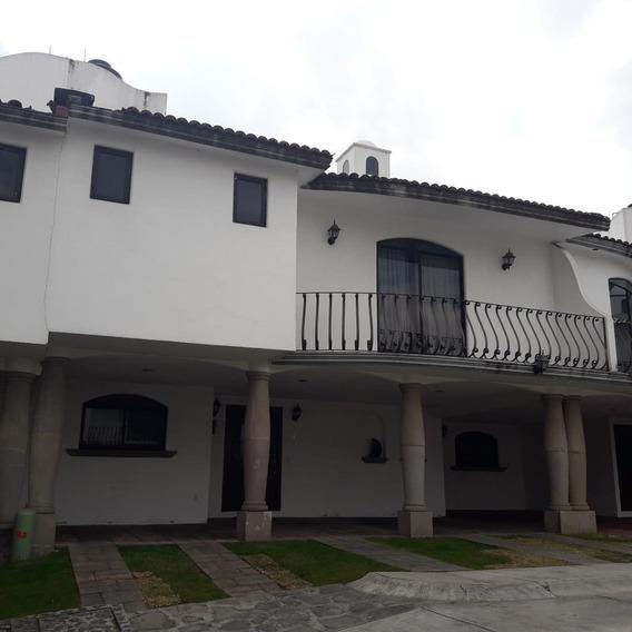 Se Renta Bonita Casa En Rinconada Mexicana Metepec