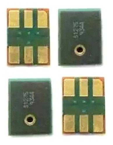 Imagem 1 de 1 de 5 Microfone Compatível Com Moto G6 G6 Plus - Sem Adaptação