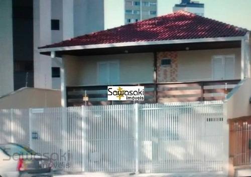 Casa A Venda No Bairro Alto Da Glória Em Curitiba - Pr.  - 3787-1