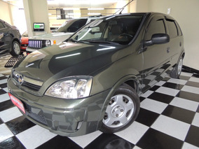 Gm / Corsa Hatch Maxx 1.4 - Flex - Verde - Único Dono 2010
