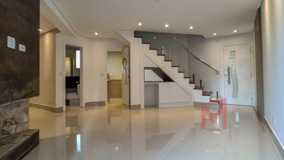 Apartamento A Venda No Bairro Tatuapé Em São Paulo - Sp. - Mc426-1