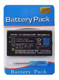 Bateria Para New Nintendo 3ds Xl Nueva Con Desarmador