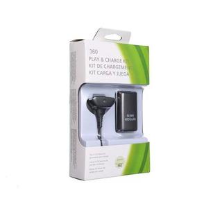 Cable Cargador Xbox 360 + Batería Recargable 4800mah