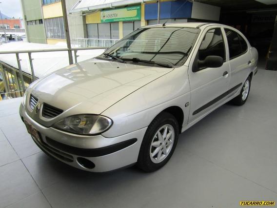 Renault Mégane Full Equipo