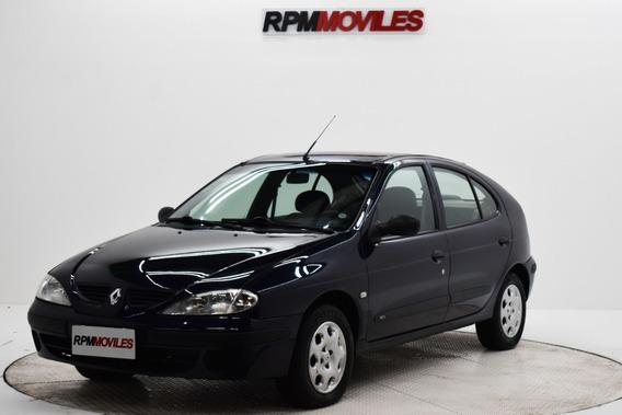 Renault Megane 1.6 Pack Plus 2009 Rpm Moviles