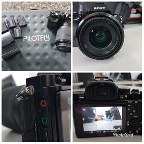 Câmera Sony A7 Com Estabilizador Pilotfly H2