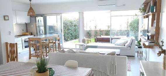 Condominio Beccar Central | Duplex De 3 Amb. Con Jardin Propio Y Cochera.
