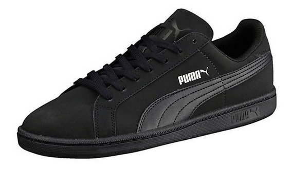Tenis Puma Smash Buck Blanco 356753-24 Look Trendy