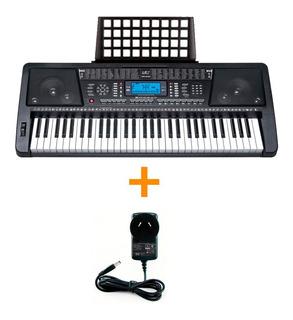 Organo Teclado Musical Mk939 61 Teclas 345 Sonidos + Fuente