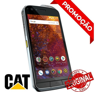 Cat S61 *** Promoção*** Caterpillar S61 Tela5.2 64gb