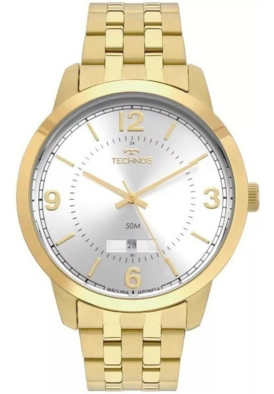 Relógio Technos Masculino 2115mtf/4k Original Barato