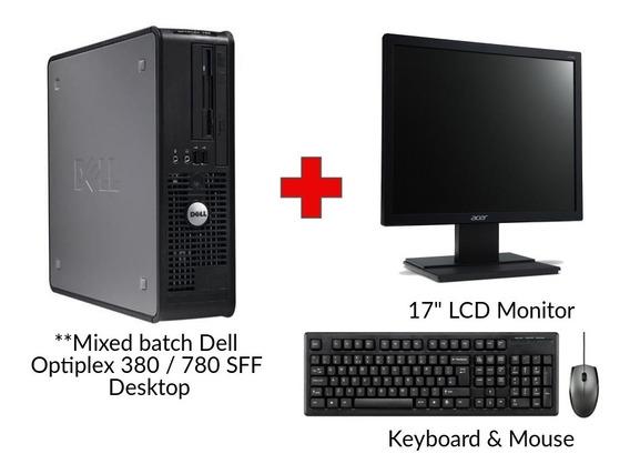 Pc Completo Dell Monitor Mouse Teclado Melhor Preço