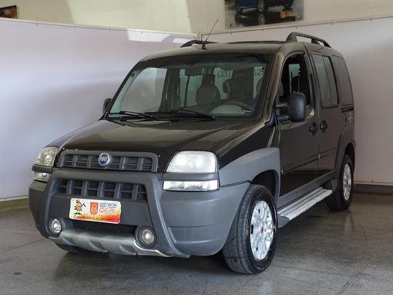 Fiat Doblò 1.8 Mpi Adventure 8v Flex 4p Manual