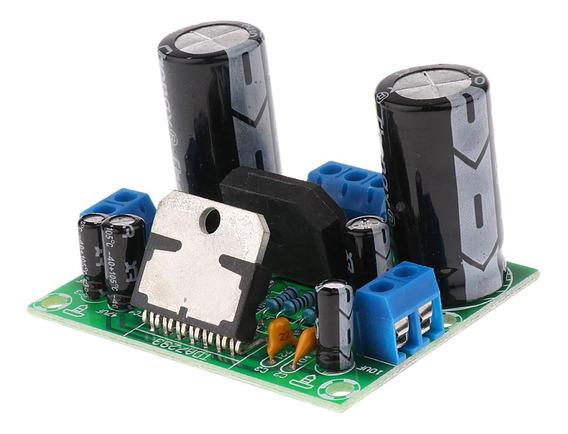 Placa De Amplificador De Áudio Estéreo De Classe D Digital T