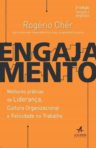 Engajamento - Melhoras Praticas De Lideranca, Cultura Orga