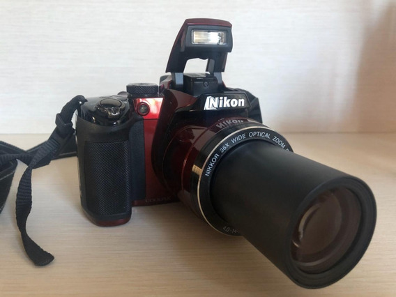 Câmera Nikon Coolpix P500 12.1 Megapixels