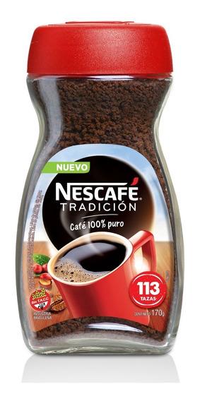 Nescafé Clásico Puro 170gr Nestlé Oficial