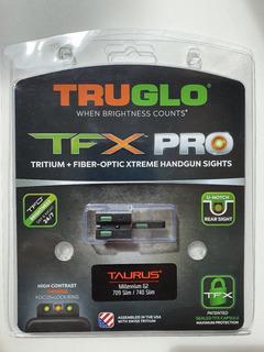 Mira Truglo Tfx Pro P/ Taurus G2c / 709 Slim / 740 Slim