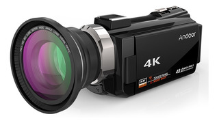 Videoc¿mara Digital Andoer 4k 1080p 48mp Wifi.