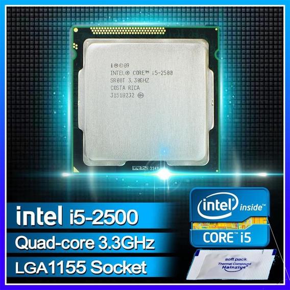 Processador Intel Core I5 2500 3,3 Ghz Melhor Preço